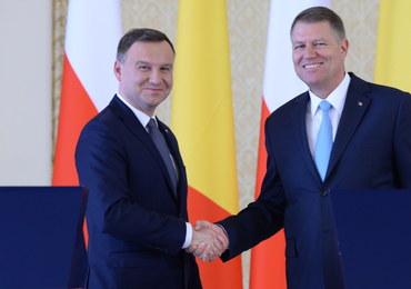 Andrzej Duda: Obecność NATO w Europie Środkowo-Wschodniej powinna być zwiększona