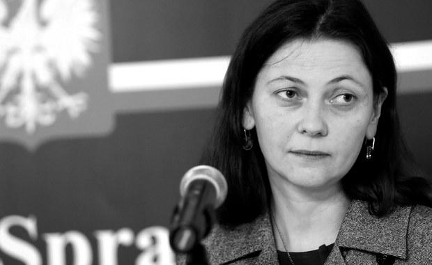 Nie było udziału osób trzecich w śmierci byłej wiceminister sprawiedliwości Moniki Zbrojewskiej. Nasi reporterzy dotarli do wstępnych wyników sekcji zwłok, wykonanej na zlecenie prokuratury.