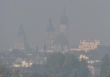 Smog w Krakowie. Przedszkolaki i uczniowie powinni unikać wychodzenia na zewnątrz