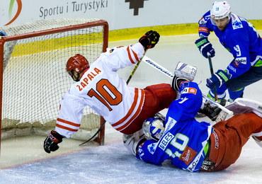Hokejowy turniej EIHC: Słoweńcy pokonali Polaków