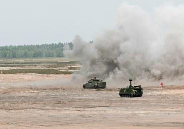 Tragedia na poligonie. Wadliwa amunicja przyczyną pożaru w czołgu