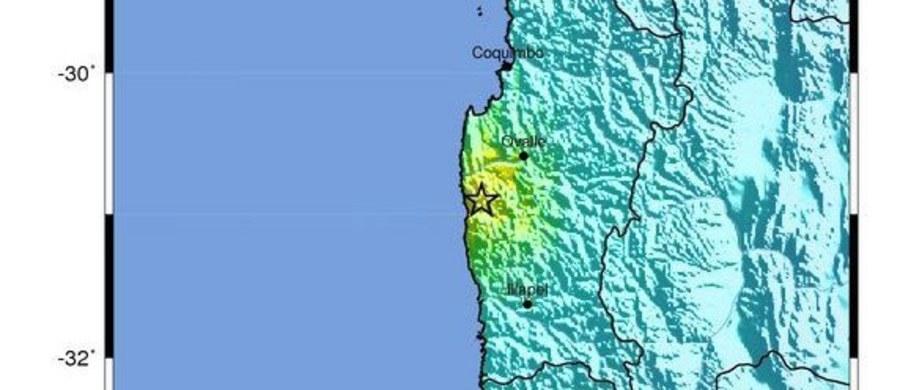 Nad ranem czasu lokalnego trzęsienie ziemi nawiedziło środkowe Chile. Wstrząs o sile 6,8 w skali Richtera nie spowodował żadnych zniszczeń. Wydano ostrzeżenie przed tsunami, po czym je odwołano - podały amerykańskie służby  United States Geological Survey (USGS).