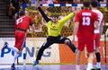 Polska - Rosja 27-21 w turnieju piłkarzy ręcznych w Gdańsku