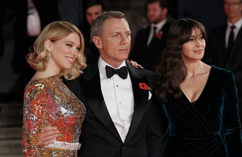 """Monica Bellucci i Lea Seydoux, grające główne role kobiece w """"Spectre"""", najnowszym filmie o przygodach Jamesa Bonda, skomentowały zmiany, jakie zaszły w sposobie reprezentacji kobiet w serii na przestrzeni ostatnich lat."""