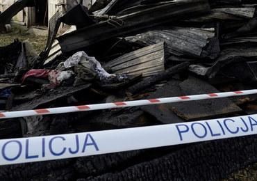 Rodzinny dramat w Lubuskiem: Podpalił siebie i konkubinę. Ucierpiały też dzieci