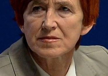 Elżbieta Rafalska. Kim jest nowa minister pracy i polityki społecznej?