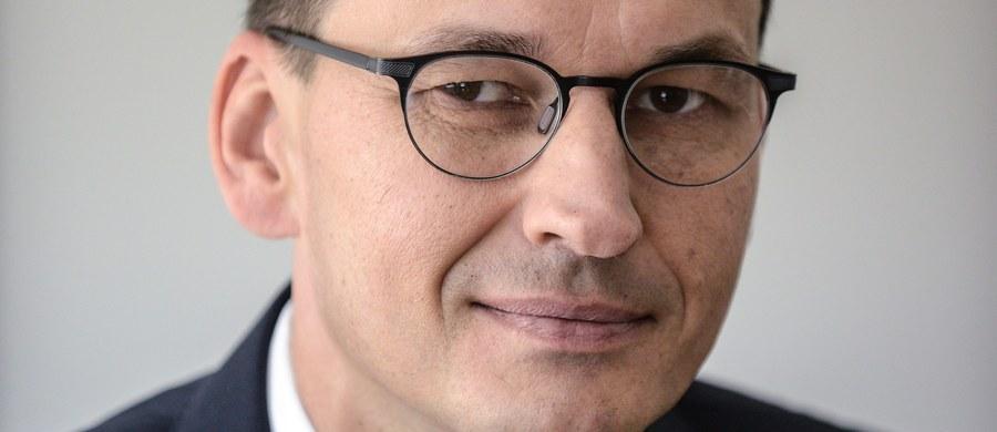 Mateusz Morawiecki będzie wicepremierem i ministrem rozwoju w rządzie Beaty Szydło. Dotychczas był prezesem Banku Zachodniego WBK.