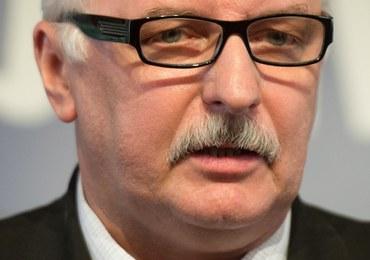Witold Waszczykowski, nowy szef dyplomacji. Co będzie priorytetem?