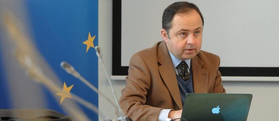 Konrad Szymański, który ma odpowiadać w rządzie Beaty Szydło za sprawy europejskie, jest postrzegany w Brukseli jako gwarant utrzymania proeuropejskiego kursu.