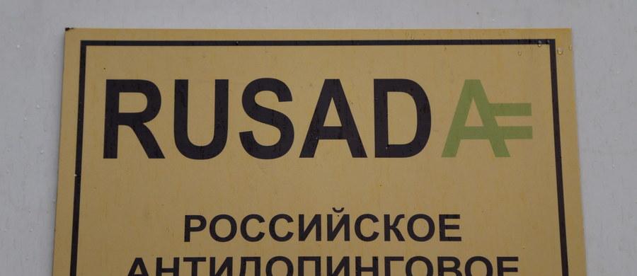 Dyrektor laboratorium antydopingowego w Moskwie Grigorij Rodczenkow podał się do dymisji - twierdzi agencja TASS. Opublikowany w poniedziałek raport Międzynarodowej Agencji Antydopingowej (WADA) zarzucił mu m.in. niszczenie próbek.