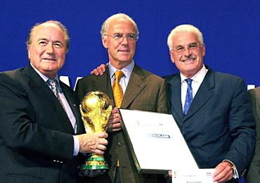 Afera FIFA: Blatter od kilku dni w szpitalu