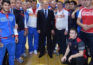 """Putin przemówił w sprawie dopingu. """"Sportowa rywalizacja musi być uczciwa"""""""