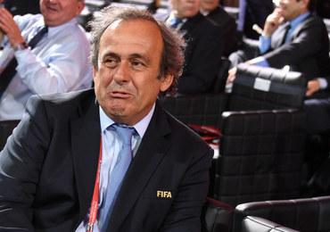 FIFA potwierdziła listę kandydatów na prezydenta. Nie ma na niej Michela Platiniego
