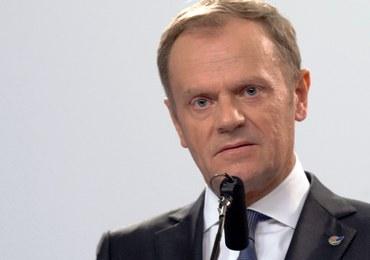 Tusk: Bez skutecznej kontroli naszej granicy zewnętrznej Schengen nie przetrwa