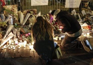 Sportowcy całego świata wstrząśnięci atakami we Francji