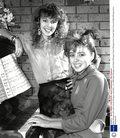 Kylie i Dannii Minogue po 30 latach razem na scenie