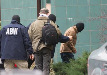 Tymczasowy areszt dla Polaka podejrzanego o działalność w organizacji terrorystycznej