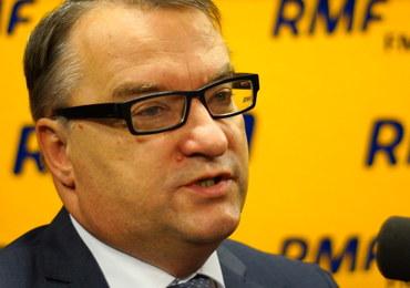 Marek Biernacki: Ułaskawienie Kamińskiego to klientelizm, korupcja polityczna
