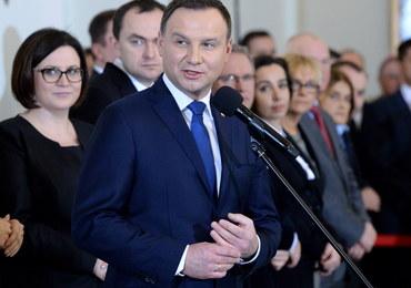 Prokuratura odmówiła śledztwa ws. rozliczenia podróży Andrzeja Dudy
