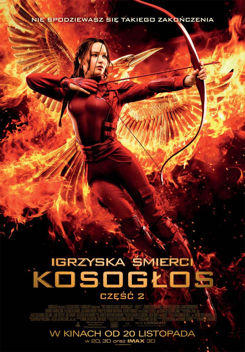 """Nastąpiła zmiana daty premiery filmu """"Igrzyska Śmierci: Kosogłos. Część 2"""" w kinach IMAX. Na największych ekranach w Polsce produkcja zagości 27 listopada."""