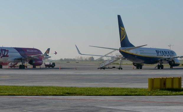 Awaryjne lądowanie samolotu na lotnisku w Gdańsku. Informacje o tym zdarzeniu dostaliśmy na Gorącą Linię RMF FM.