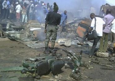 Samobójcze zamachy w Nigerii. Jeden z nich przeprowadziła 11-latka
