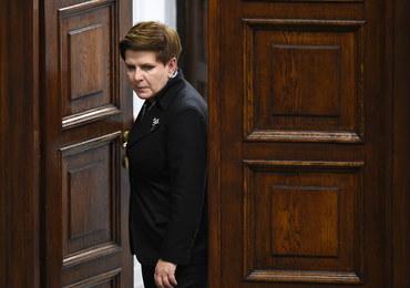Jest wotum zaufania dla rządu Beaty Szydło