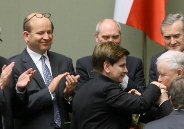 Premier Szydło wniosła o odwołanie szefów służb specjalnych