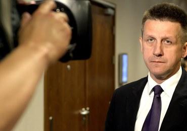Jan Bury zatrzymany przez CBA. Chodzi o korupcję