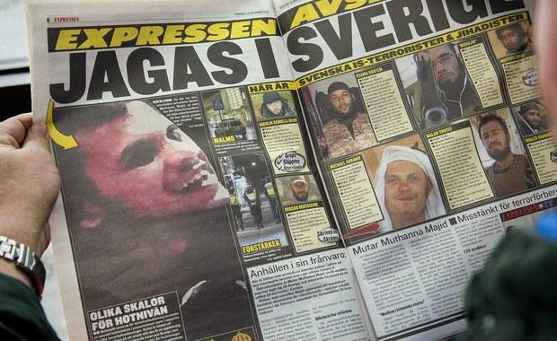 Szwedzkie media opublikowały zdjęcie oraz ujawniły nazwisko mężczyzny podejrzewanego o przygotowywanie akcji terrorystycznej w Szwecji. Policja poszukuje 25-letniego Mutara Muthanna Majida, który przybył do Szwecji z Niemiec.