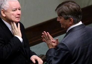 Jarosław Kaczyński: Dzięki PO Trybunał Konstytucyjny stał się instytucją partyjną