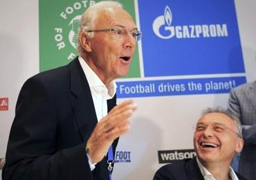 Afera FIFA. Beckenbauer: Podpisywałem wszystko w ciemno