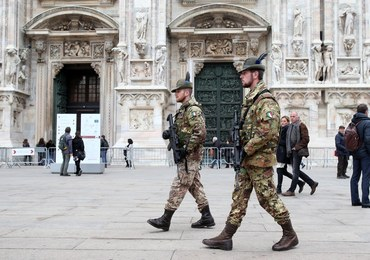 Włosi boją się zamachu. Rezygnują z wizyt w restauracji i nocnego życia