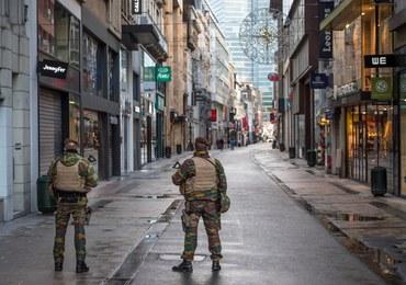 Rząd Belgii utrzymuje alarm terrorystyczny najwyższego stopnia