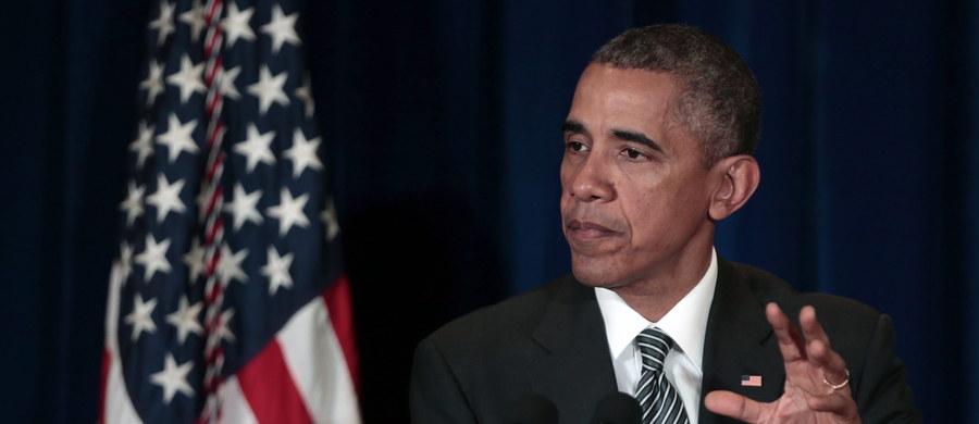 Prezydent USA Barack Obama podkreślił, że weźmie udział w konferencji klimatycznej w Paryżu mimo krwawych zamachów, do których doszło 13 listopada w Paryżu. Zaapelował do przywódców, aby zrobili to samo, aby wykazać, że świat nie boi się terrorystów.