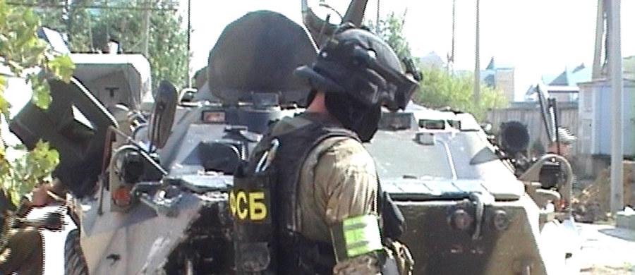 Zlikwidowaliśmy 11 bojowników Państwa Islamskiego - ogłosiły władze w Rosji. Oddział dżihadystów wytropiono niedaleko Nalczyka, stolicy Kabardo-Bałkarii, na rosyjskim Kaukazie.