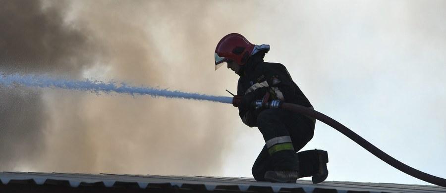 Tragiczny pożar drewnianego domu w miejscowości Chytra w powiecie hajnowskim na Podlasiu. Nie żyją dwie dziewczynki: 4- i 7-latka.