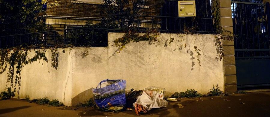 W znalezionym w miejscowości pod Paryżem tzw. pasie szahida są materiały wybuchowe - i to takiego samego rodzaju jak użyte przed 10 dniami  w zamachach w stolicy Francji  - poinformowała francuska policja.