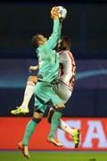 Bramkarz Dinama Zagrzeb nie poleciał na mecz z Arsenalem bo zaspał