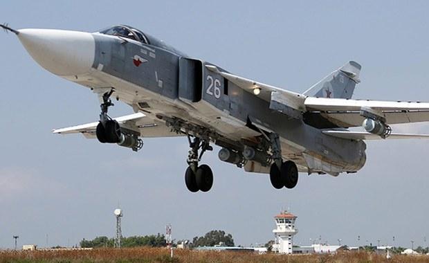 """Rosyjski bombowiec Su-24, który został zestrzelony przez tureckie myśliwce F-16 przy granicy z Syrią, wtargnął w turecką przestrzeń powietrzną """"na sekundy"""" - powiedział agencji Reutera anonimowy przedstawiciel administracji USA. Zastrzegł, że to wstępne ustalenia, a USA nadal badają okoliczności incydentu."""