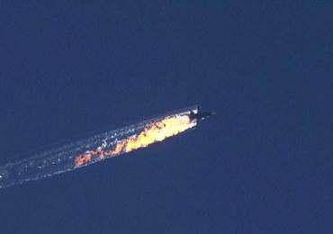 Su-24 znajdował się nad terytorium Turcji przez 17 sekund