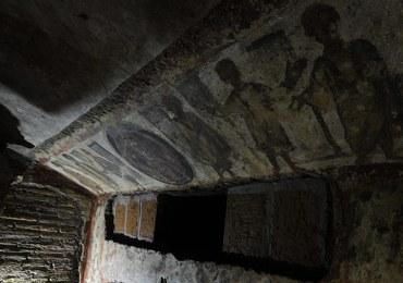 Wymieniali rurę z gazem, odkryli… freski sprzed dwóch tysięcy lat