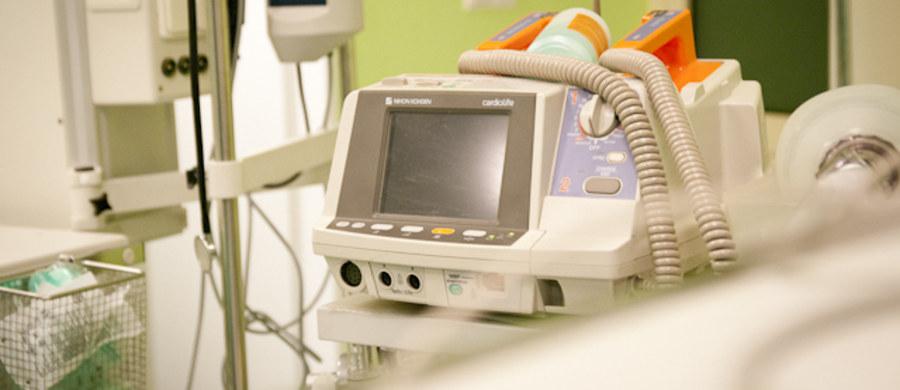 Złodzieje skradli wart blisko milion złotych specjalistyczny sprzęt z jednego z wrocławskich szpitali. Policja sprawdza teraz monitoring placówki.