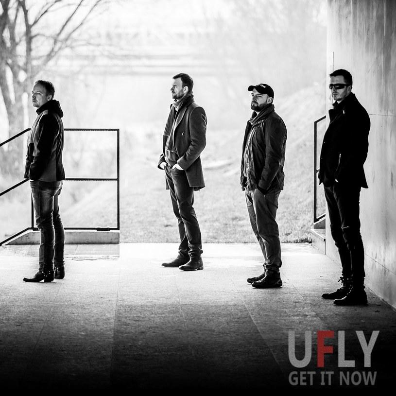 """W studiu """"Dzień dobry TVN"""" swój nowy singel """"Get It Now"""" zaprezentowała poznańska grupa UFly."""