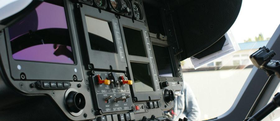 Śmigłowiec ONZ awaryjnie lądował w Jaśle na Podkarpaciu. Jak się dowiadujemy, powodem było prawdopodobnie oblodzenie silników maszyny. Na pokładzie było pięć osób. Nikomu nic się nie stało.