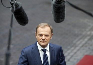 Tusk: Bez kontroli nad naszymi granicami zewnętrznymi Schengen stanie się historią