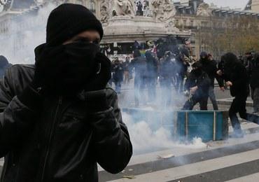 Starcia w Paryżu, ponad 200 osób zatrzymanych