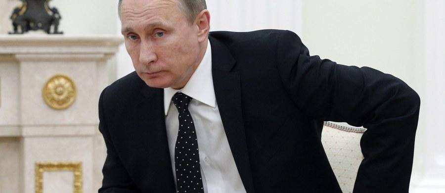 Prezydent Władimir Putin nie spotka się w Paryżu podczas konferencji klimatycznej z prezydentem Turcji Recepem Tayyipem Erdoganem - poinformował w poniedziałek rzecznik Kremla Dmitrij Pieskow.