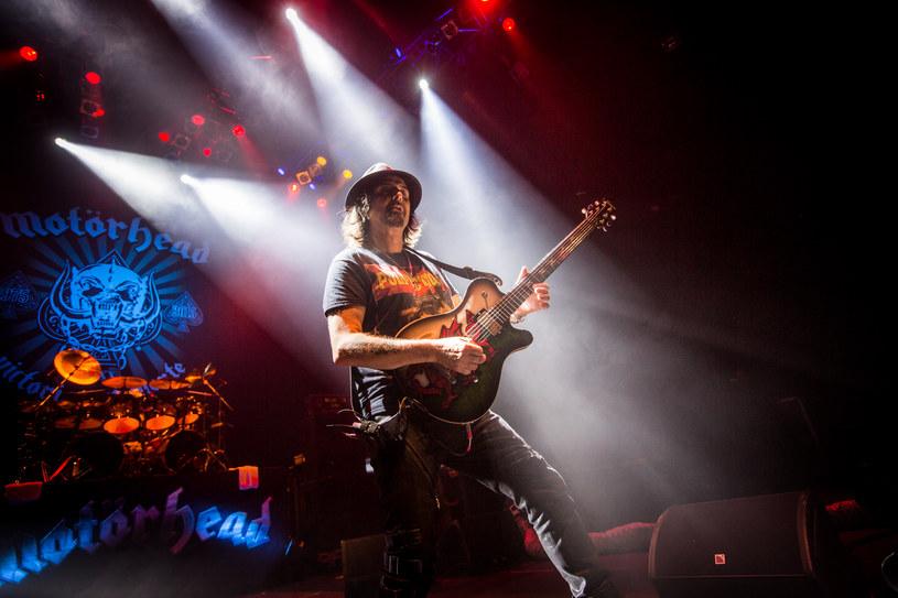 Kolejne kłopoty zdrowotne w obozie Motörhead. Po niedawnych perypetiach Lemmy'ego do szpitala trafił gitarzysta Phil Campbell.