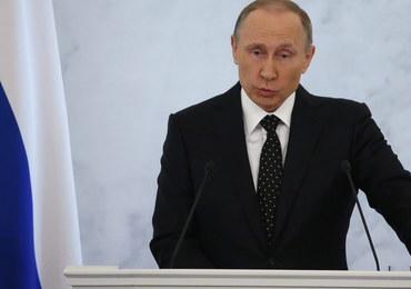 """Putin w orędziu ostro skrytykował Turcję: """"Jeśli ktoś sądzi, że skończy się na pomidorach…"""""""